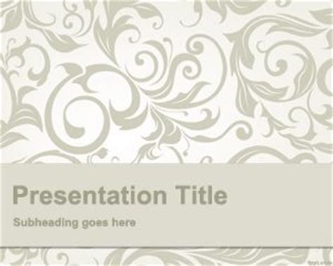curious powerpoint template  template