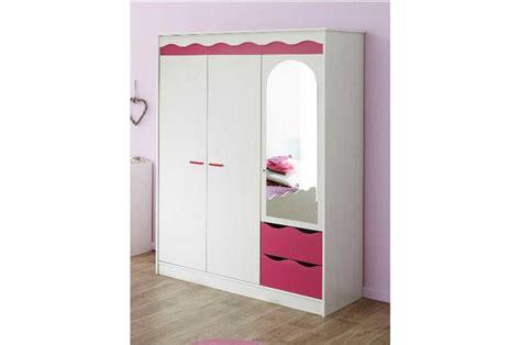 pouf de chambre armoire chambre fille 2 tiroirs et 3 portes
