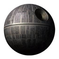 Transparent Death Star