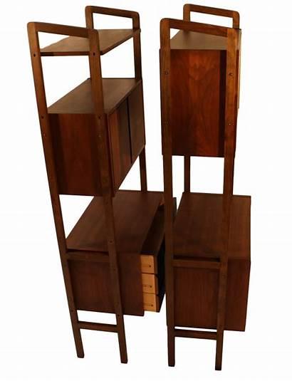 Divider Modern Storage Century Mid Bookcase Hutch