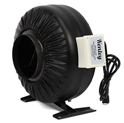 quiet inline duct fan kenley 440 cfm air inline duct fan 6 inch exhaust booster
