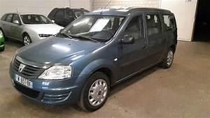 Dacia Logan 7 Places : dacia logan break 7 places diesel ~ Gottalentnigeria.com Avis de Voitures