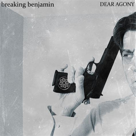 Dear Agony Cd Cover Design 2 By Bohemianchild1899 On