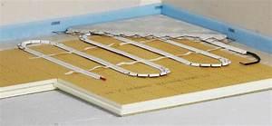 Sol Chauffant Électrique : accessoires pour planchers chauffants aux meilleurs prix ~ Melissatoandfro.com Idées de Décoration