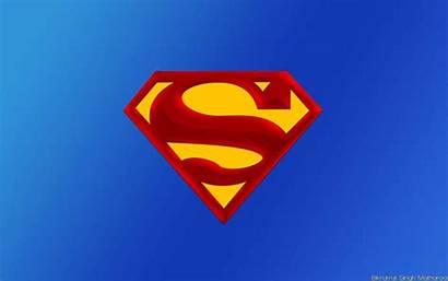 Superman Backgrounds Background Symbol Wallpapers Emblem Res