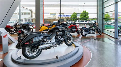 Honda Motor Cycles and Power Products Showroom - Kuwait ...