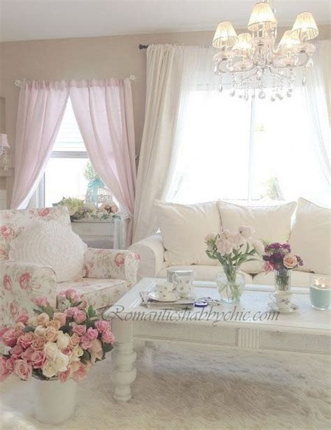 shabby chic room 25 charming shabby chic living room decoration ideas 5142