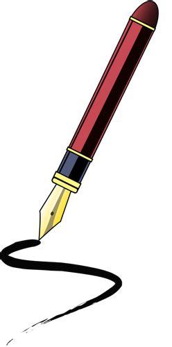 bureau d ecole feutre pointe stylo vector clipart vecteurs publiques