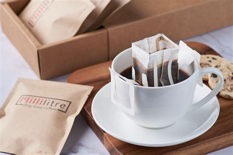 Now you know how to make drip coffee like a pro! Healthy Snacks Malaysia - Drip Bag Coffee (House Blend) by Millilitre