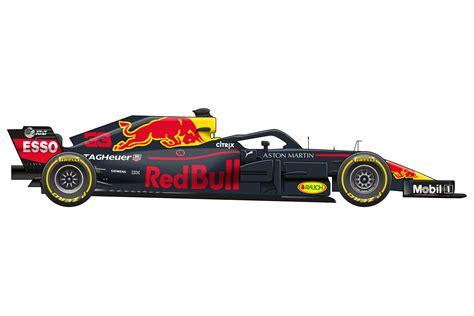 Red Bull Racing F1 team 2018