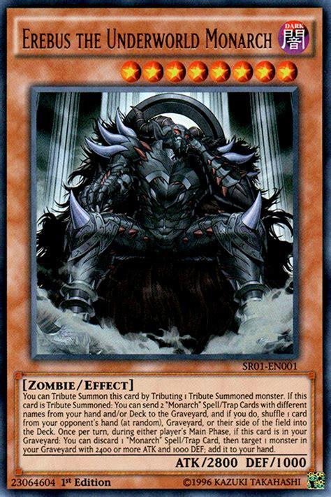 yugioh monarch structure deck opening erebus the underworld monarch yu gi oh fandom powered