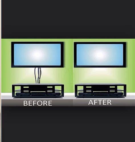 wall mount wine how to hide your tv cords trusper