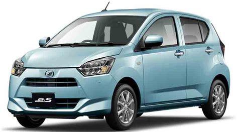 Daihatsu Mira 2018 Is Now Available In Srilanka At