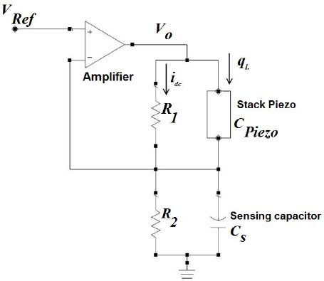 Circuit Diagram Analog Charge Amplifier Download
