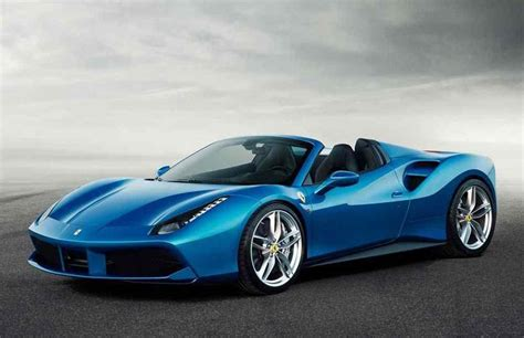 2019 Ferrari 488 Spider Release Date, Changes, Price