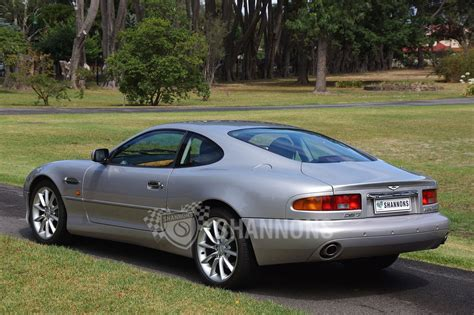 sold aston martin db7 vantage v12 coupe auctions lot 22 shannons