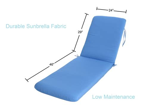 chaise amazon amazon com sunbrella outdoor chaise lounge
