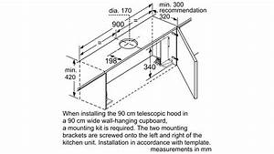 Bosch Cooker Hood Wiring Diagram