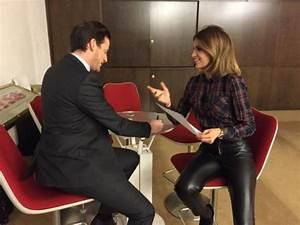 Sonia Mabrouk Mariée : le pantalon cuir must have de l hiver 2017 2018 ~ Melissatoandfro.com Idées de Décoration