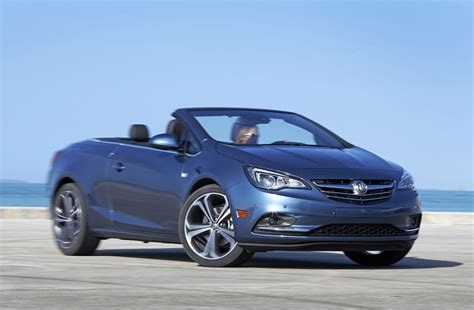 2018 Buick Cascada Review, Ratings, Specs, Prices, And
