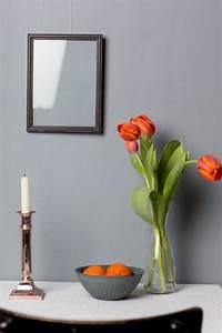 Grau Blaue Wand : gustav 064 kreideemulsion kreidefarbe grau blaue wand und m belfarbe davon pinterest ~ Watch28wear.com Haus und Dekorationen