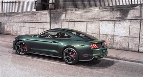 ford mustang bullitt    price tag