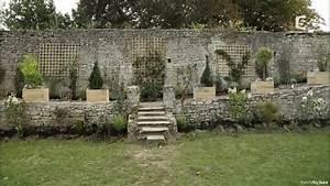 comment habiller un vieux mur de jardin en pierre pas de With habiller un mur exterieur en bois 2 bois espace produits