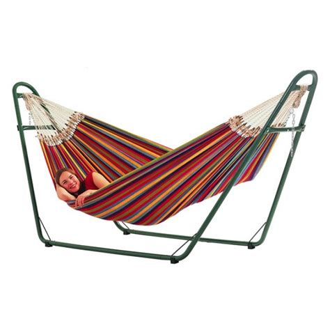Hammock And Frame by Universal Hammock Frame A Great Way To Hang Your Hammock