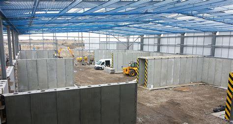 Concrete Retaining Wall   Shuttabloc   Poundfield