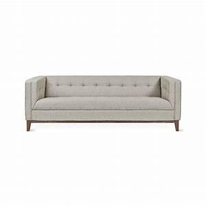 Atwood Sofa ((DISC) Laurentian Onyx)