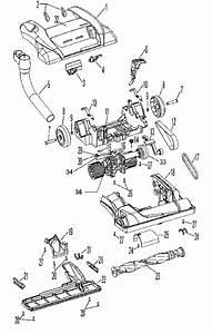 Hoover U6431 Vacuum Parts