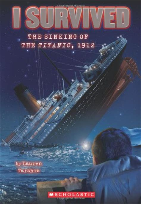 Mrs Malecha 39 S 40 Books I Survived The Sinking Of The