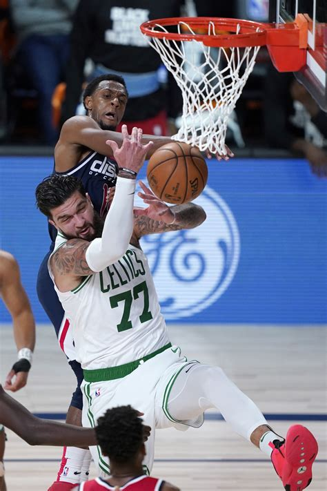 Bryant's 26 lead Wizards past Celtics for 1st win in ...