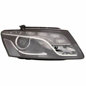 Catalogue Piece Audi : phare x non led gauche audi q5 2009 2012 ~ Medecine-chirurgie-esthetiques.com Avis de Voitures