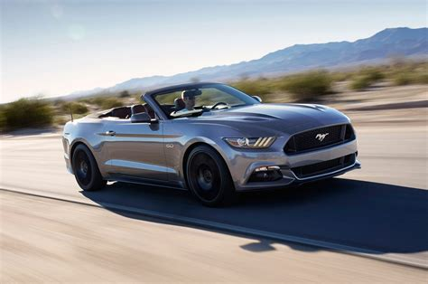 ford mustang adds california special package hood