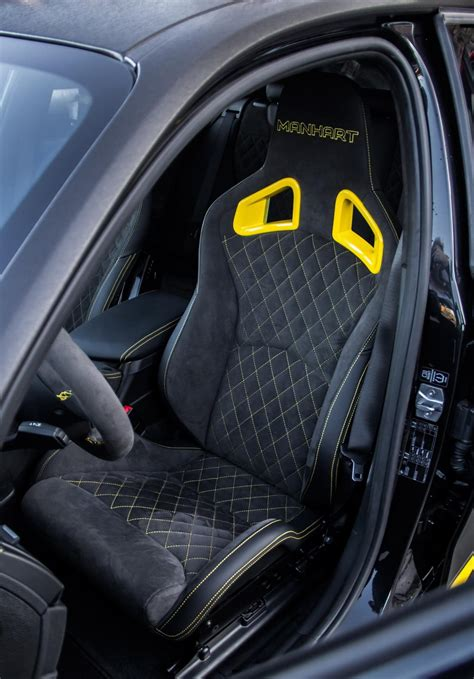 Bmw Performance Seats by Bmw Tuning M135i Based Manhart Mh1 400 With 294kw