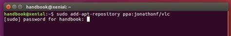 how to install vlc 2 2 5 in ubuntu 16 04 14 04 ubuntuhandbook