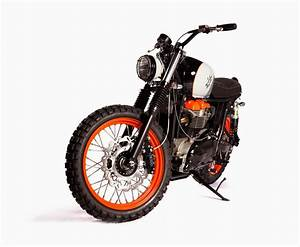 Racing Caf U00e8  Triumph Bonneville  U0026quot Julijana U0026quot  By Maria Motorcycles