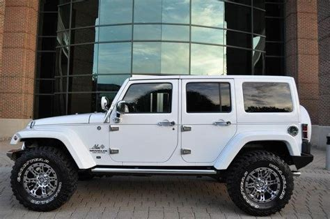 jeep wheels and tires chrome 2011 jeep wrangler 4x4 atlas edition 4 inch lift 35 inch