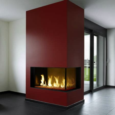contemporary corner gas fireplace contemporary gas fireplaces the energy house