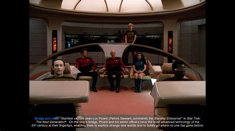 Tng Lower Decks Script by Review Trek Tng Encounter At Farpoint