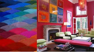 Interior Designing by How Does Colorful Interior Design Affect Our Mood In The House