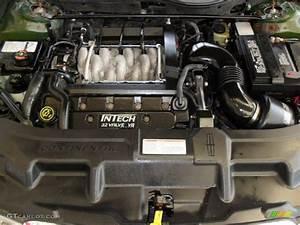 1998 Lincoln Continental Standard Continental Model 4 6