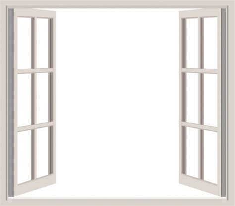 Open Window Frame Clipart Free Stock Photo  Public Domain