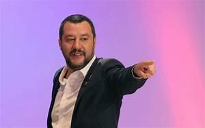 Italy's Matteo Salvini provokes vulgar outburst from ...