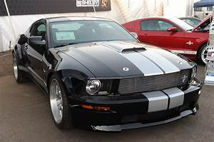 Shelby Wide Body Kit for Ford Mustang GT500 2005-2009