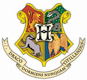 Hogwarts Coat of Arms Harry Potter Know Your Meme
