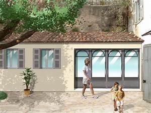 Extension Maison Ancienne : extension d 39 une maison ancienne ~ Louise-bijoux.com Idées de Décoration