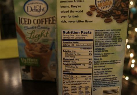 Calories in international delight coffee creamer. International Delight Light Iced Coffee: My Secret Weapon! #LightIcedCoffee - {Not Quite} Susie ...