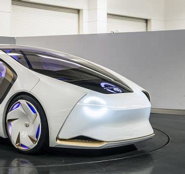 toyota 2020 autonomous driving toyota concept i autonomous car will be released in 2020